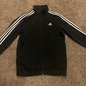 Adidas men's track jacket.